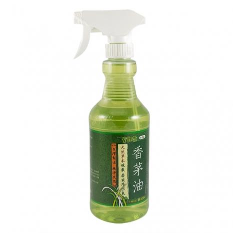 天然 香茅油 噴劑 550ml (C-023)