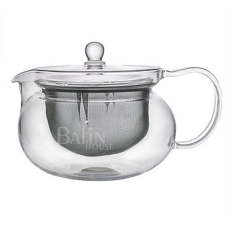 【日本 HARIO】茶茶急須丸形茶壺700ml( CHJMN-70T )