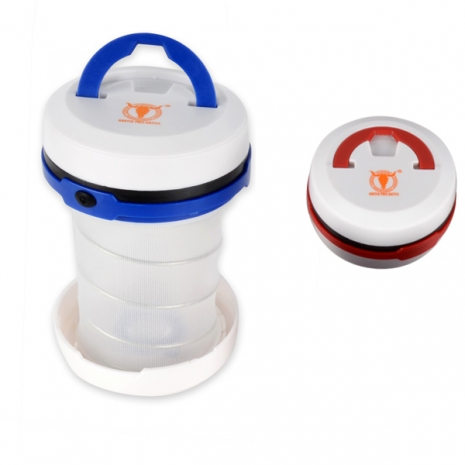 【APC】伸縮帳篷燈(LED燈)-藍色/紅色2色可選