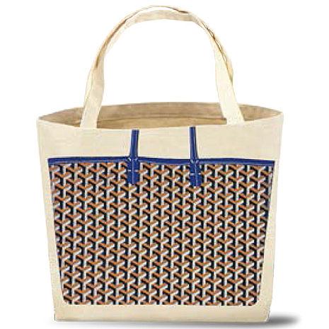 My Other Bag SOPHIA-GOYARD BLUE(M size)