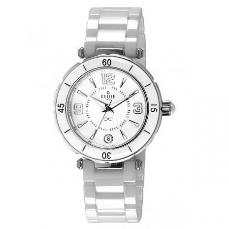CLOIE 蔡依林代言品牌 純白美學魅力陶瓷腕錶