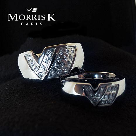 MorrisK 羅志祥代言品牌 鑲鑽鋼色-服飾‧鞋包‧內著‧手錶-myfone購物