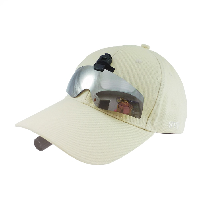 迪基SVP三合一多功能太陽眼鏡頭燈帽CSF-109