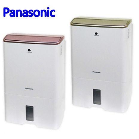 Panasonic 國際牌(預購) 12公升 nanoe空氣清淨除濕機F-Y24EX/F-Y24EXP (取代F-Y24CXW/F-Y24CXWP已停產)玫瑰金