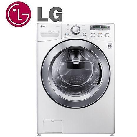 ★買再送好禮★LG 樂金 17公斤蒸氣變頻滾筒洗衣機 (WD-S17NBW)