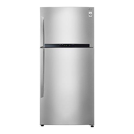 ★買再贈好禮★LG 樂金 525L 變頻上下門冰箱 GN-B560SV