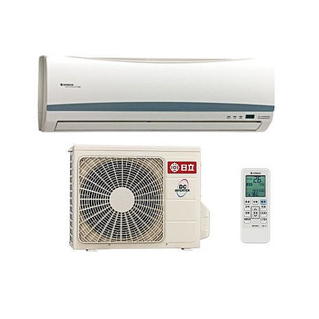 日立 HITACHI《變頻》+《冷暖》一對一分離式冷氣 RAC-22HD/RAS-22HD