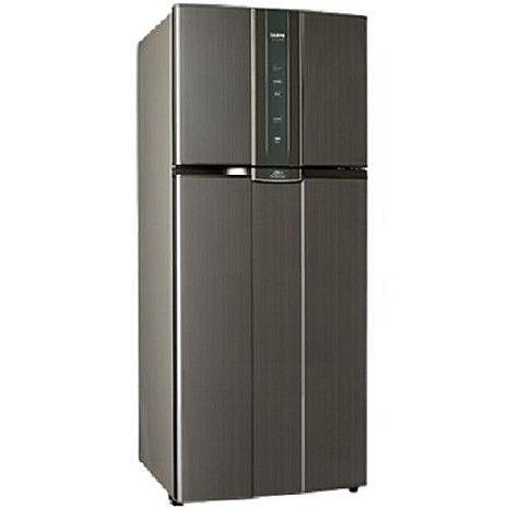 【SAMPO聲寶】580L智慧節能變頻一級雙門冰箱 SR-N58D(石墨銀K2)