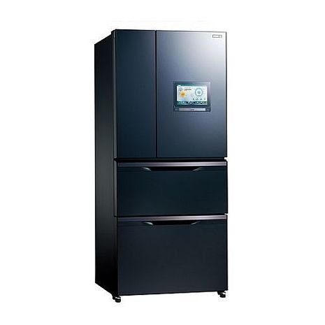 【SAMPO聲寶】560L智慧節能變頻一級四門冰箱 SR-NW56PI(尊爵藍B3)