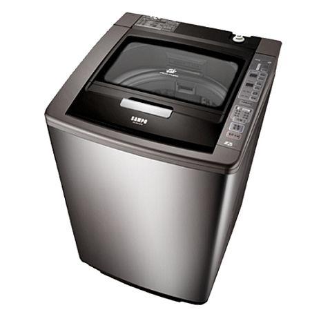 Sampo 聲寶 15KG PICO PURE不鏽鋼變頻洗衣機 ES-ED15PS(S1)