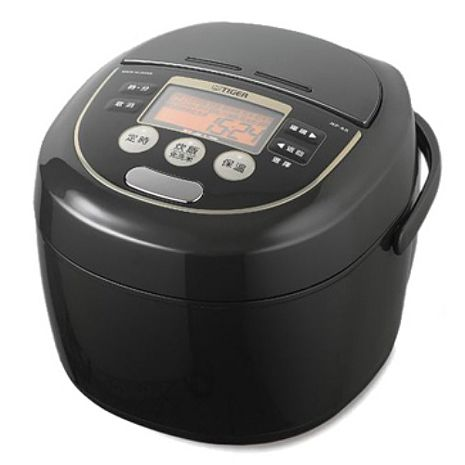 TIGER 虎牌 日本原裝10人份智慧型可變壓力IH多功能電子鍋 JKP-A18R