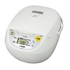 TIGER 虎牌 日本原裝進口 6人份微電腦炊飯電子鍋 JBV-S10R