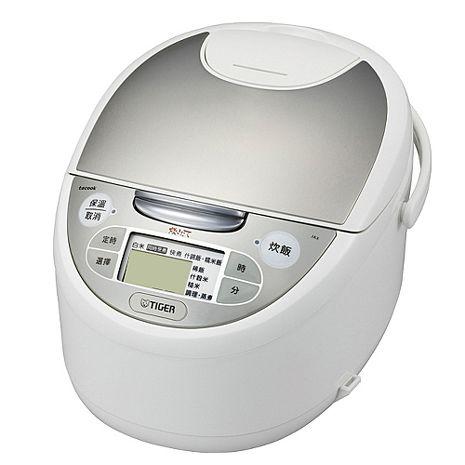 虎牌 TIGER 10人份微電腦炊飯電子鍋 JAX-S18R