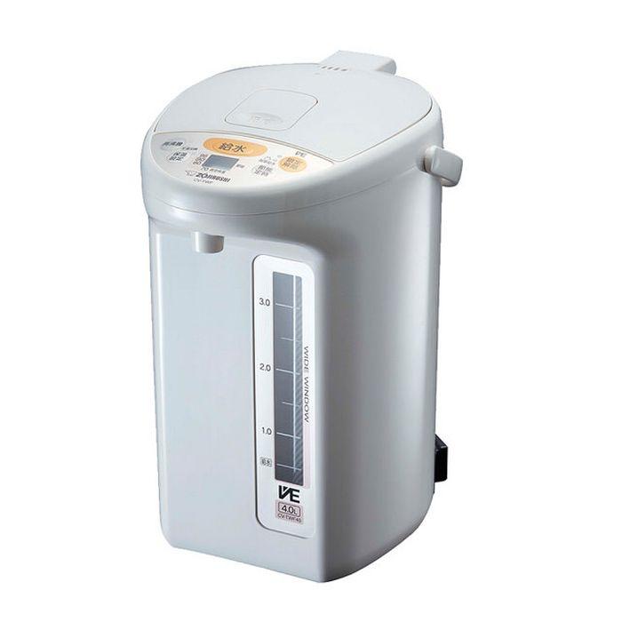 象印 4公升SuperVE真空微電腦電動熱水瓶 CV-TWF40