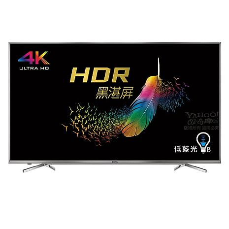 買再贈~BenQ 55型4K LED聯網低藍光顯示器+視訊盒 55SY700-家電.影音-myfone購物