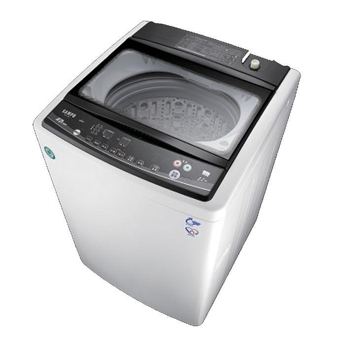 聲寶 SAMPO 12KG變頻洗衣機 ES-HD12B(W1)