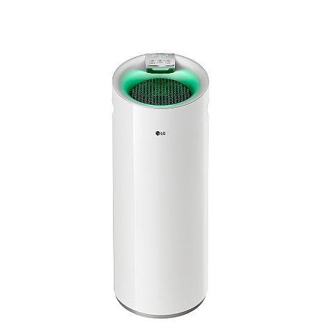 LG樂金圓柱-超淨化大白-WIFI空氣清淨機AS401WWJ1