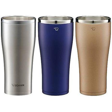 象印 600c.c. 不銹鋼真空保?杯 SX-DD60 (SX-DA60的新款)琉璃藍
