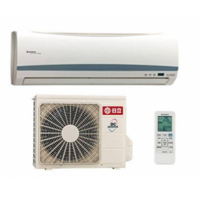 日立 HITACHI 《冷暖》《變頻》ㄧ對一分離式冷氣 RAC-63HK/RAS-63HK-家電.影音-myfone購物