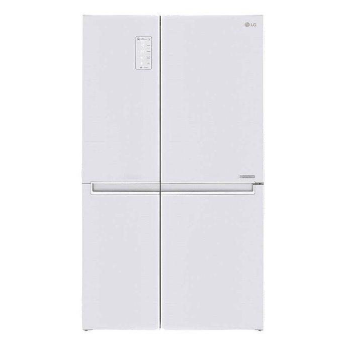 ★加碼贈好禮★【LG樂金】 830L 門中門魔術空間對開冰箱 GR-DL80W