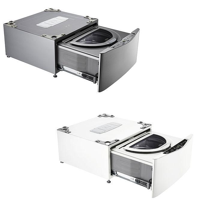 送陶板屋餐券1張★LG樂金2.5公斤底座型 Miniwash 迷你洗衣機WT-D250HV/WT-D250HW