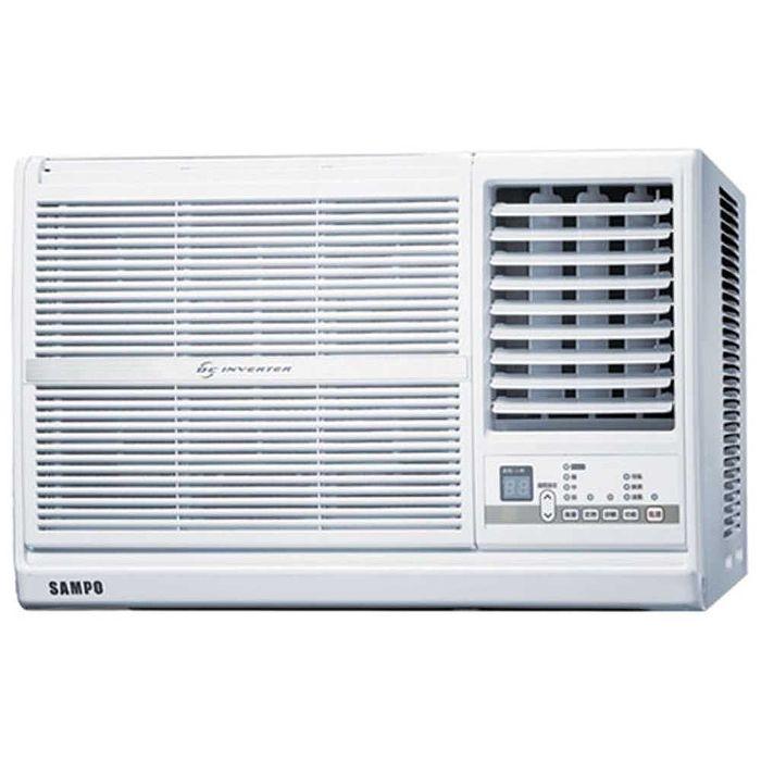 (結帳享驚喜價)聲寶3坪變頻右吹窗型冷氣 AW-PC22D(含標準安裝)