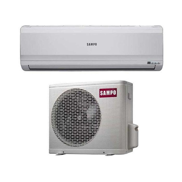 SAMPO 聲寶 一對一分離式冷氣 AU-PC22/AM-PC22