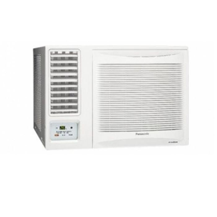 Panasonic 國際牌 10坪《變頻》+《冷暖》 窗型冷氣-左吹 CW-N60LHA2