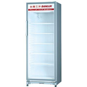 ★神優惠★SANLUX 台灣三洋 305L冷藏展示櫃 SRM-305