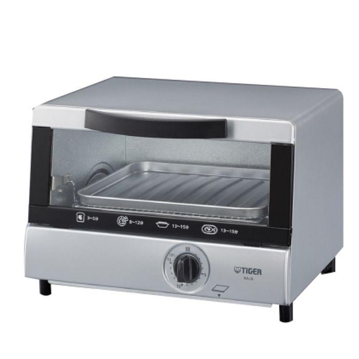 【TIGER虎牌】5L電烤箱 KAJ-B10R