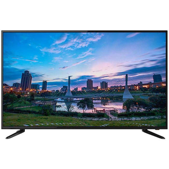 Westinghouse美國西屋 55吋 4K液晶顯示器+視訊盒 DET-55A10K
