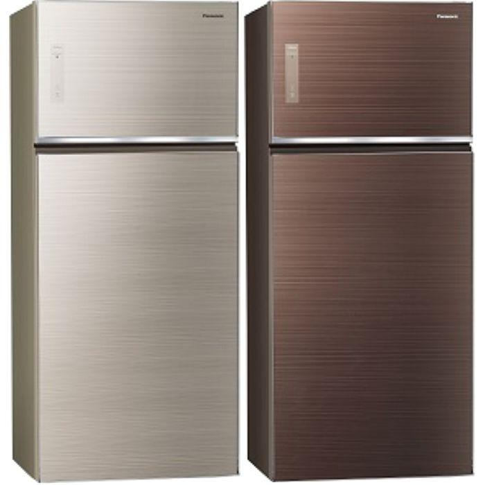 Panasonic國際牌變頻雙門電冰箱(玻璃面無邊框)579公升NR-B589TG-N/NR-B589TG-T(不參加原廠贈品活動)