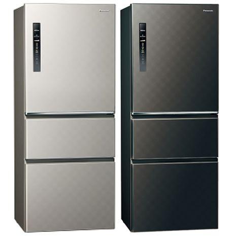 Panasonic國際牌(預購)變頻三門電冰箱500公升NR-C509HV-S/NR-C509HV-K星空黑