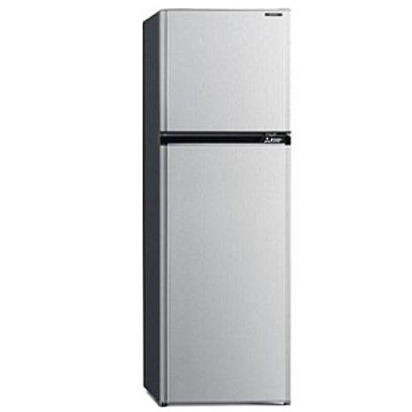 【MITSUBISHI 三菱】273公升 雙門變頻電冰箱-銀(MR-FV27EJ-SL-C)