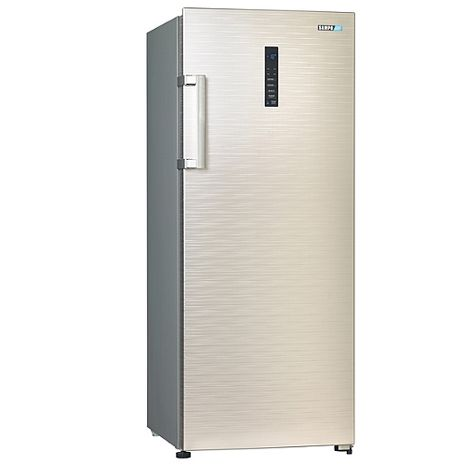 【SAMPO聲寶】210公升SAMPO聲寶直立式無霜冷凍櫃SRF-210F