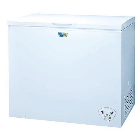 【SANLUX 台灣三洋】261L冷凍櫃SCF-261W