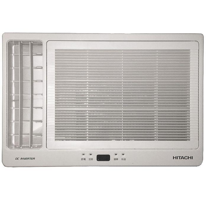 【HITACHI日立】6坪變頻冷專左吹窗型冷氣RA-36QV(不參加原廠贈品活動)
