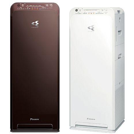 DAIKIN大金 (預購) 加濕X空氣清淨機 MCK55USCT 白色/棕色白色