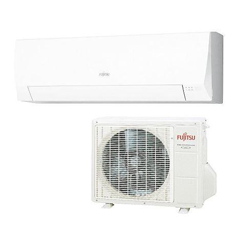 【富士通Fujitsu】變頻冷暖一對一分離式冷氣L系列(ASCG036LLTB/AOCG036LLTB)