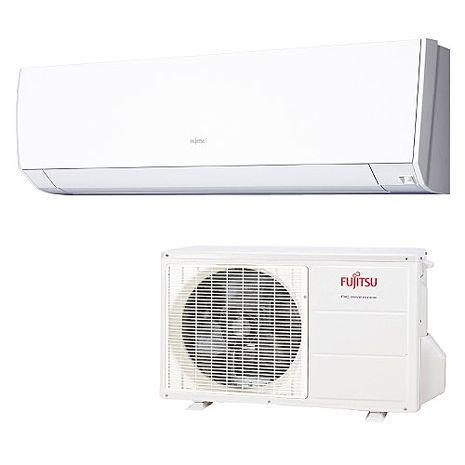 【富士通Fujitsu】變頻冷暖一對一分離式冷氣X系列(ASCA50LXTA/AOCA50LXTA)