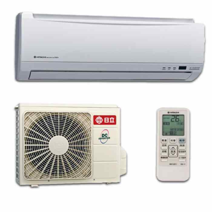 【HITACHI日立】4.5坪 冷暖 變頻分離式空調 RAC-28HK1/RAS-28HK1(不參加原廠活動)(冷氣特賣)