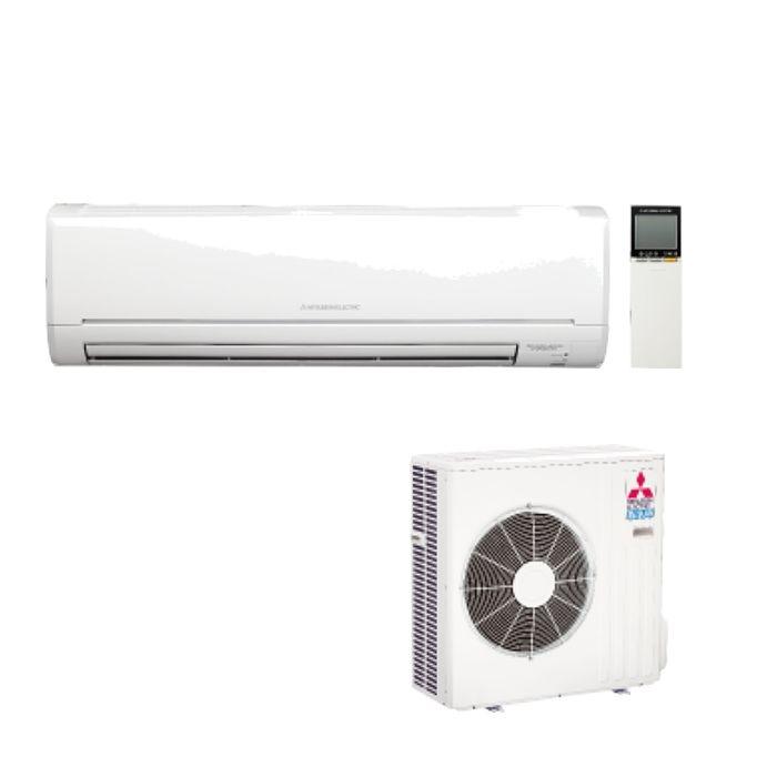 【MITSUBISHI 三菱】《變頻冷專》約10坪 一對一分離式空調 MSY-GE60NA/MUY-GE60NA