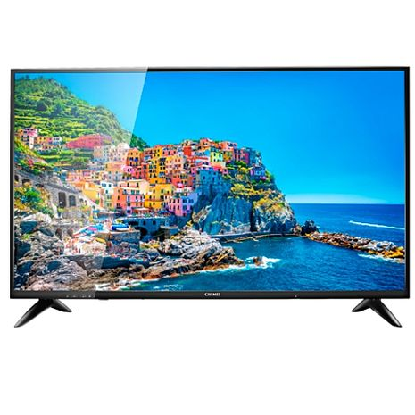 【CHIMEI 奇美】43吋Full HD低藍光液晶顯示器+視訊盒 TL-43A600