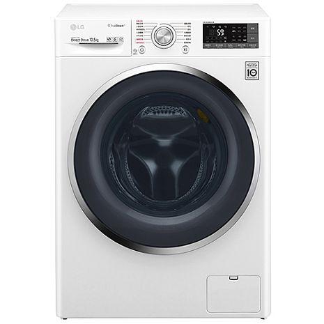 贈全家商品卡2500元★LG樂金10.5kg蒸氣洗脫滾筒洗衣機 WD-S105CW