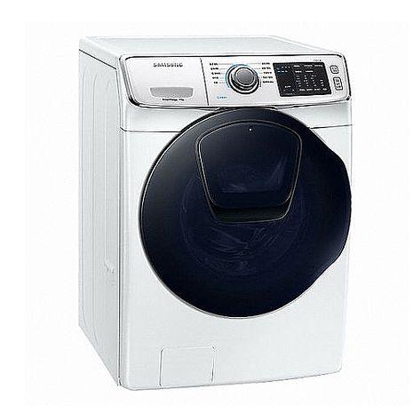 回函贈★SAMSUNG三星 17KG AddWash潔徑門滾筒變頻洗衣機 WF17N7510KW/TW【預購】