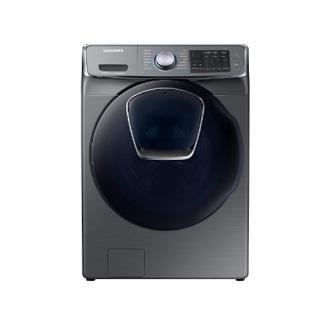 【SAMSUNG 三星】19KG AddWash潔徑門 變頻 洗脫烘 滾筒洗衣機 WD19N8750KP/TW