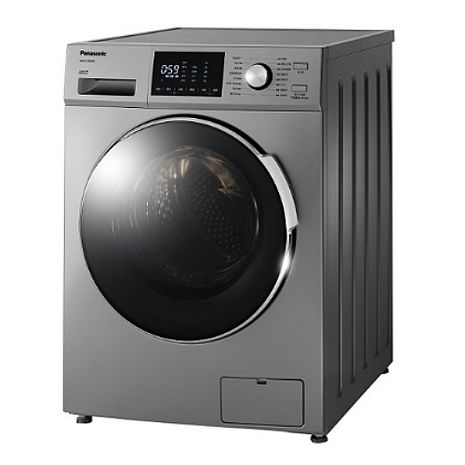 【Panasonic 國際牌】12KG 變頻滾筒洗衣機NA-V120HW-G(洗衣機特賣)
