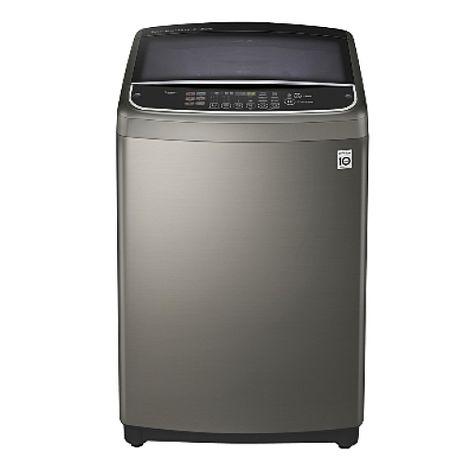 LG樂金16KG變頻不鏽鋼色洗衣機WT-D169VG