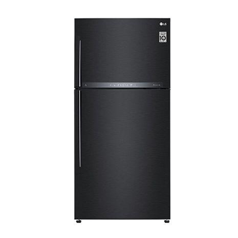 送陶板屋餐券2張★LG 608公升直驅變頻上下門冰箱 GR-HL600MB(冰箱特賣)