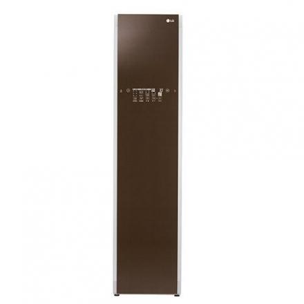 送王品餐券3張★LG 蒸氣WiFi Styler 輕乾洗機電子衣櫥 E523FR